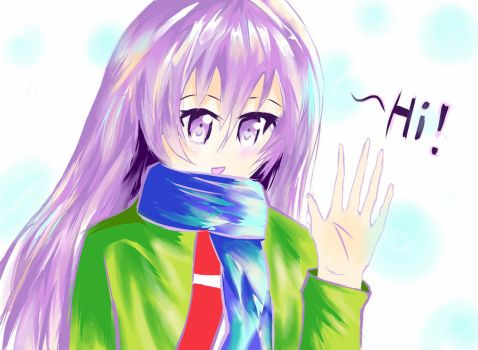 Hello! [Request from YurikoLeeYing] by demo4224