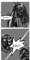 Skyrim comic: Deadly Cuddle Part2 by E-H23