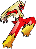 Blaziken by Skylight1989