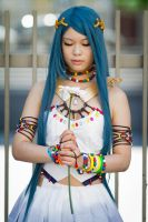 Yeul - Final Fantasy Cosplay 02 by YumiCosplay