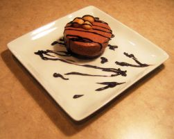 Chocolate mousse by laurenjacob