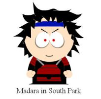 800 PV: Madara in South Park by clammin910