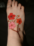 Cherry Blossoms by baitinthehorrorshow