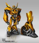 TF Bumblebee LegDamage v1 by AugustoBarranco