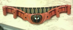 The GCC Deadpool Utility Belt by Cadmus130