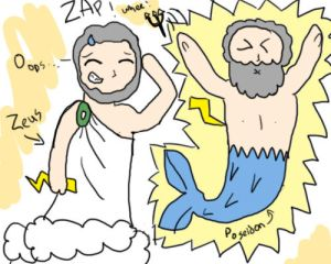 Bad Zeus and Poor Poseidon