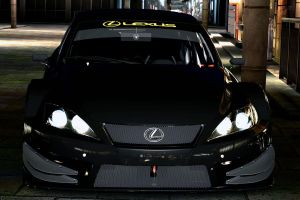 Lexus ISF Concept O8 GT5 by whendt