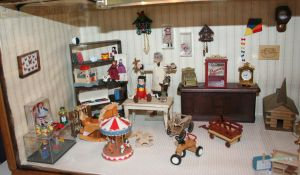 Doll Musseum 10 by Falln-Stock