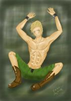 Ludwig tied up for your eyes only, test with SAI by patty110692