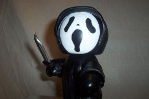Ghostface the Mighty Mugg by matstar102