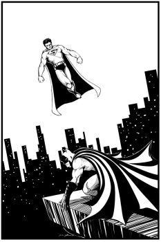 World's Finest wip by judsonwilkerson