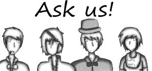 Ask the human FnaF crew by Cheezitss
