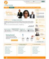 Caribbean Bank site by designer-hassan