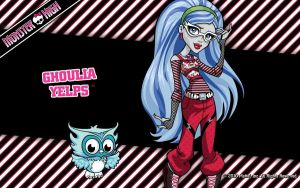 Ghoulia monster high by Starfire9821