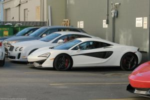 Super Vs Luxury by SeanTheCarSpotter