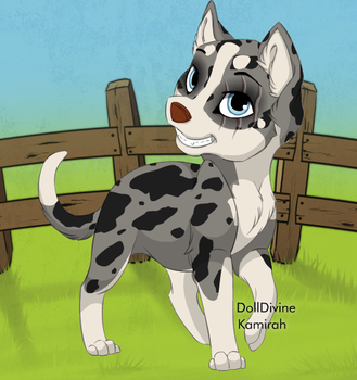 Farm Pup 3 by Demons4Life2015