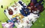 Afternoon Tea Picnic by aun61
