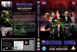 Lost in the Dark Dimension DVD Cover by Hisi79