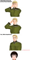 Having fun with the Axis! ~ Germany's Hair by Popipotdagabii