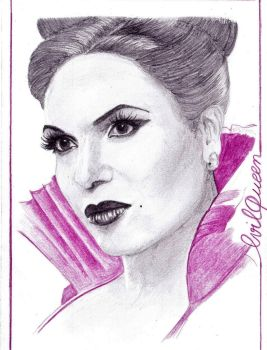 Evil Queen by Di-Dy