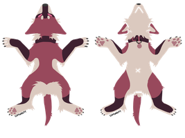 [CLOSED] Canine Auction by Owl-Paints-Adopts