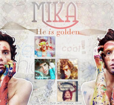 Mika icon package by freakymode