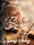 Shatter Me - Lindsey Stirling London Tour poster by AngieParadiseeker