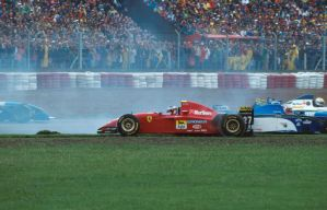 Jean Alesi (Argentine 1995) by F1-history