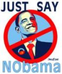 Just Say Nobama by Conservatoons