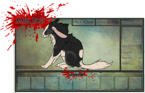 Artemis Mafia Dogs App *OLD* by BlueTriforceWolf