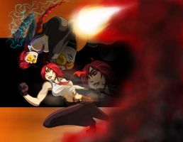 Red Vs Red by PioPauloSantana