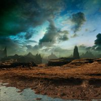 The Forgotten Land by charmedy