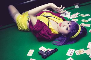 Cowboy Bebop: Ace of Spades by christie-cosplay