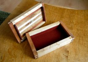 Jewellery box by TMFineFurniture