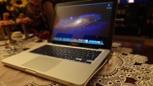 My MacBook pro by janosch500