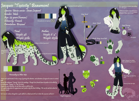Toxicity Reference Sheet by KhanasGhost