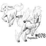 PKMN-A-DAY: Horses by the-b3ing