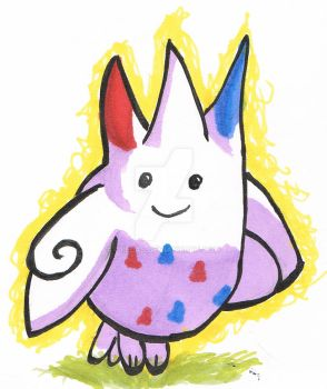 Togekiss by Ofelas