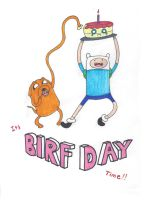 BIRFDAY by Retro-Eternity