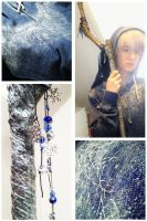 Jack frost cosplay details by VioletIcarus