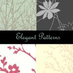 Elegant Photoshop Patterns by eMelody