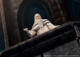 LotR: The Voice of Saruman by Thaldir