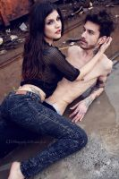 junkyard love X by LJS-Photo