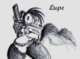LUPE... by VVraith