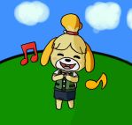 Isabelle by FlaringShadow