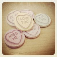 180 Love Hearts by DistortedSmile