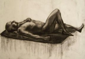 Male Nude by whimsycatcher