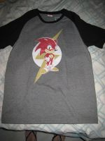 Sonic as The Flash T-Shirt by tanlisette