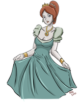 princess camille adult by badProgrammerArt