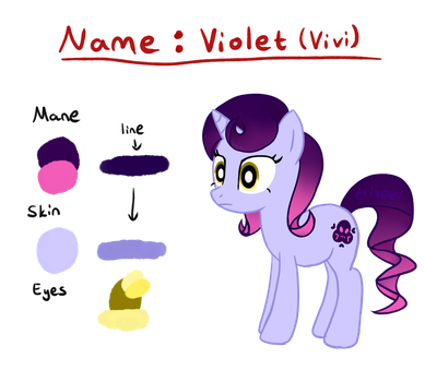 Vivi Ref by trixeed